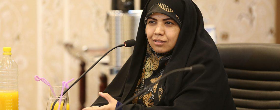 زهرا شیخی نماینده مردم اصفهان